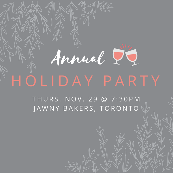 4th Annual Holiday Party