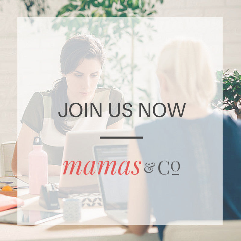 Join Mamas & Co now