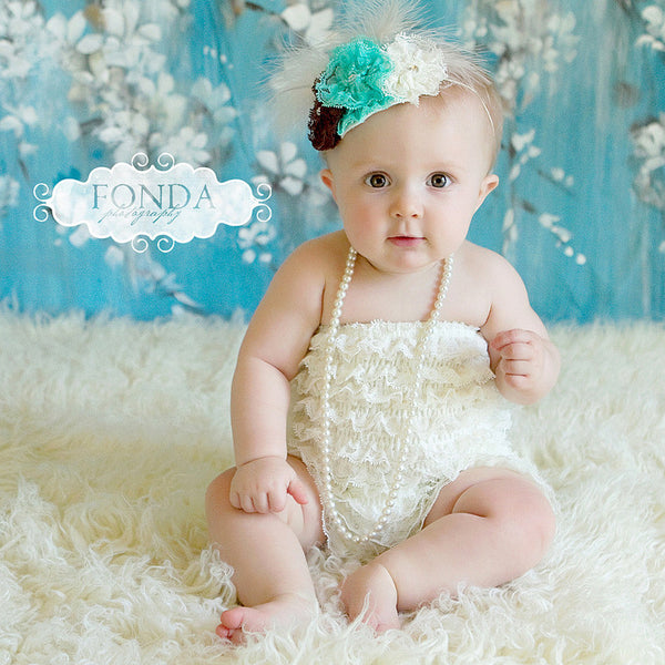 Toddler Lace Petti Romper - Select Colors 50% Off