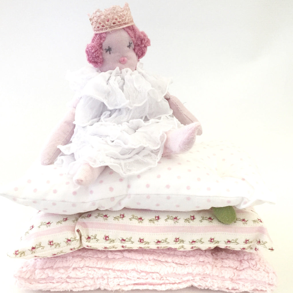 Princess and the Pea Doll Set