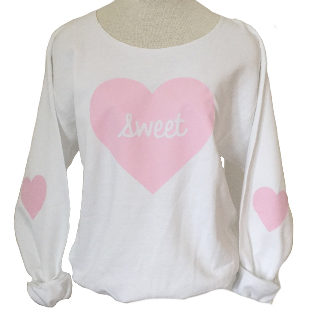 Sweetheart Sweatshirt