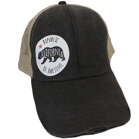 California Republic of Awesome Black Hat