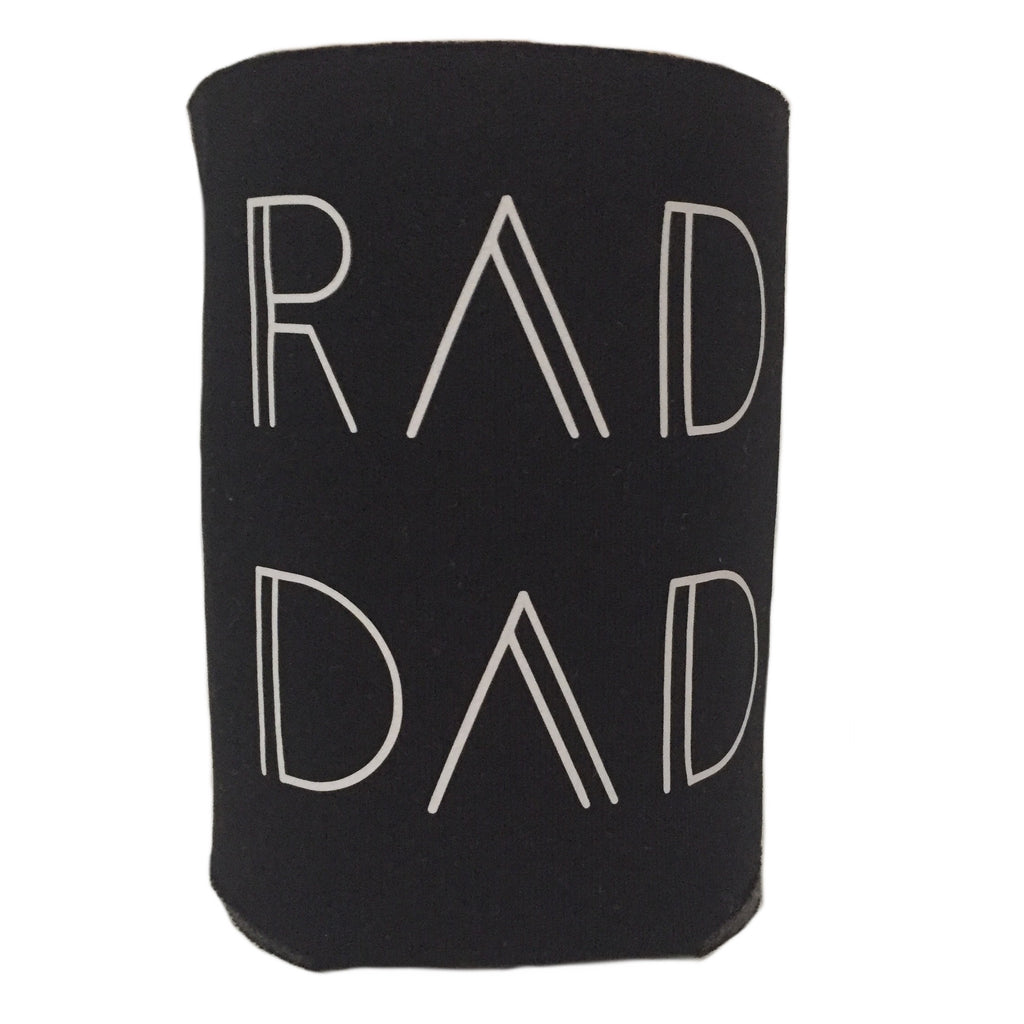 Coolie Can & Bottle Sleeve -  Rad Dad