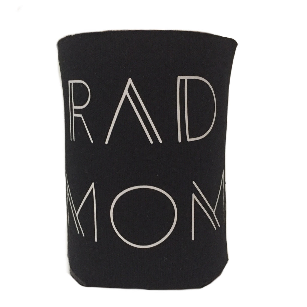 Coolie Can & Bottle Sleeve -  Rad Mom
