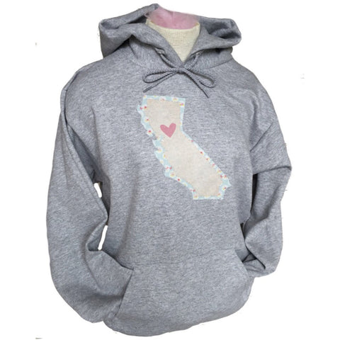 California Love Hoodie - Nor Cal and So Cal