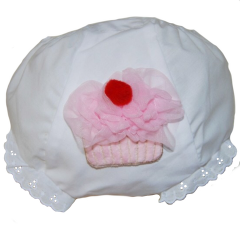 Fluffy Cherry Cupcake Bloomer Available in 21 Colors