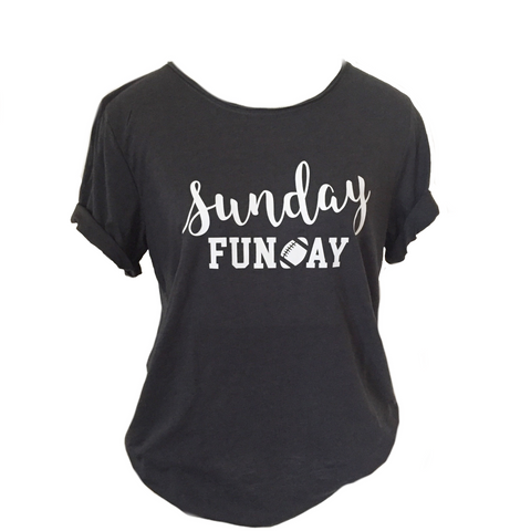 Sunday Funday Adult Tee
