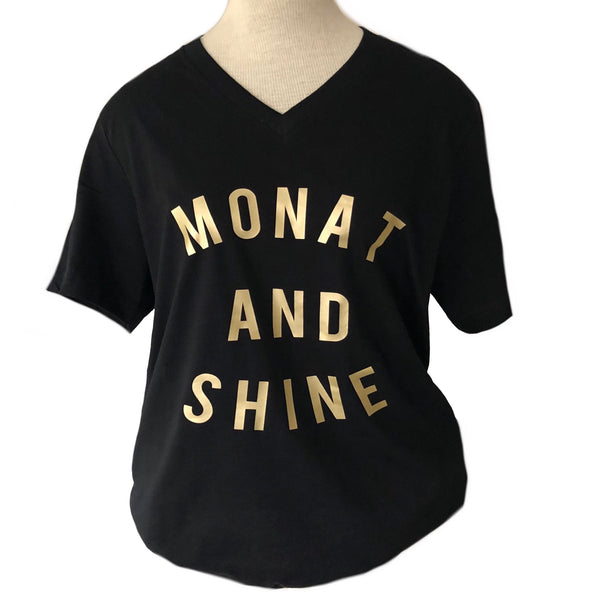Monat and Shine Tee