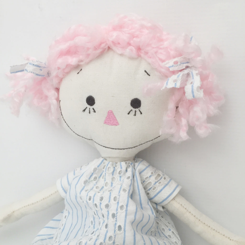 Rose Rag Doll