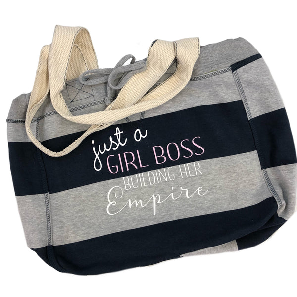 Monat Girl Boss Beach Tote
