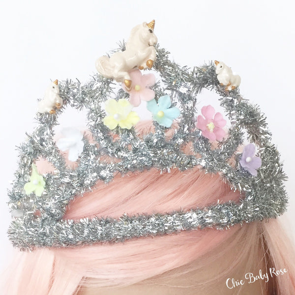 Unicorn Princess Crown