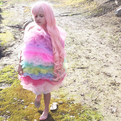 Organza Tutus in 9 Colors Size Child and Adult