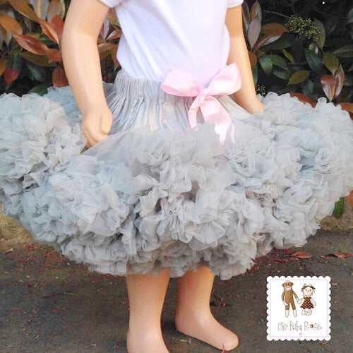 "9"" Pettiskirts in 16 Colors"