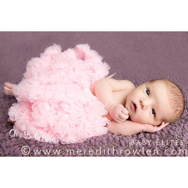 Tiny Newborn Pink Pettiskirt