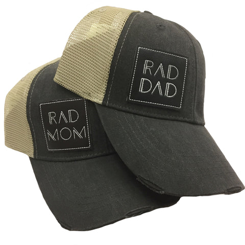 Rad Mom and Dad Hat More Colors