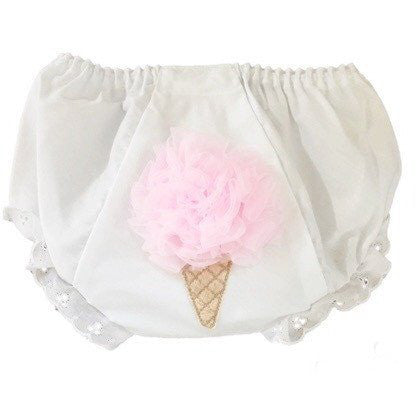 Fluffy Ice Cream Bloomer Available in 21 Colors