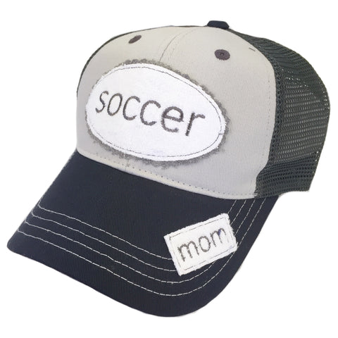Sports Mom Hat Many Colors and Options
