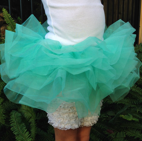Organza Tutus Child & Adult