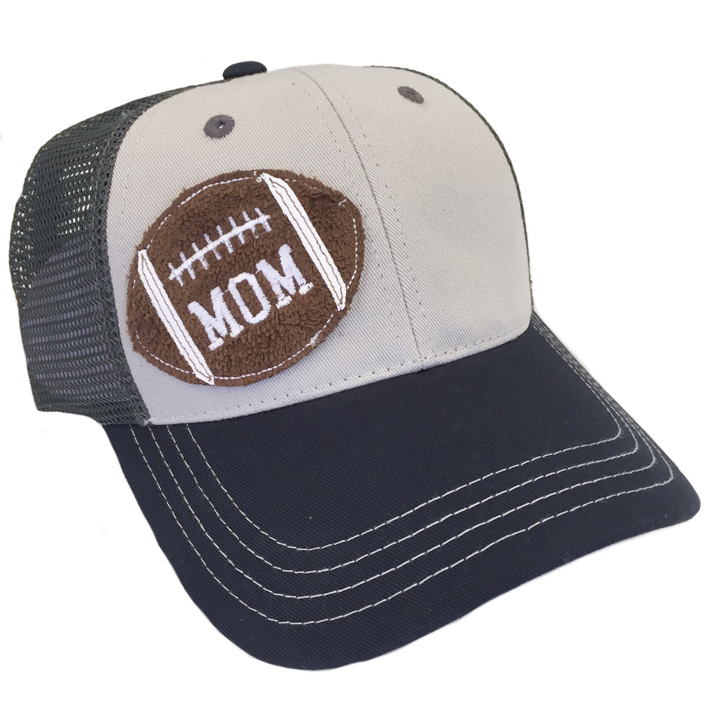 Football Mom Hat More Colors