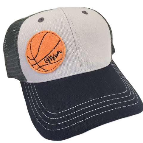 Basketball Mom Hat More Colors
