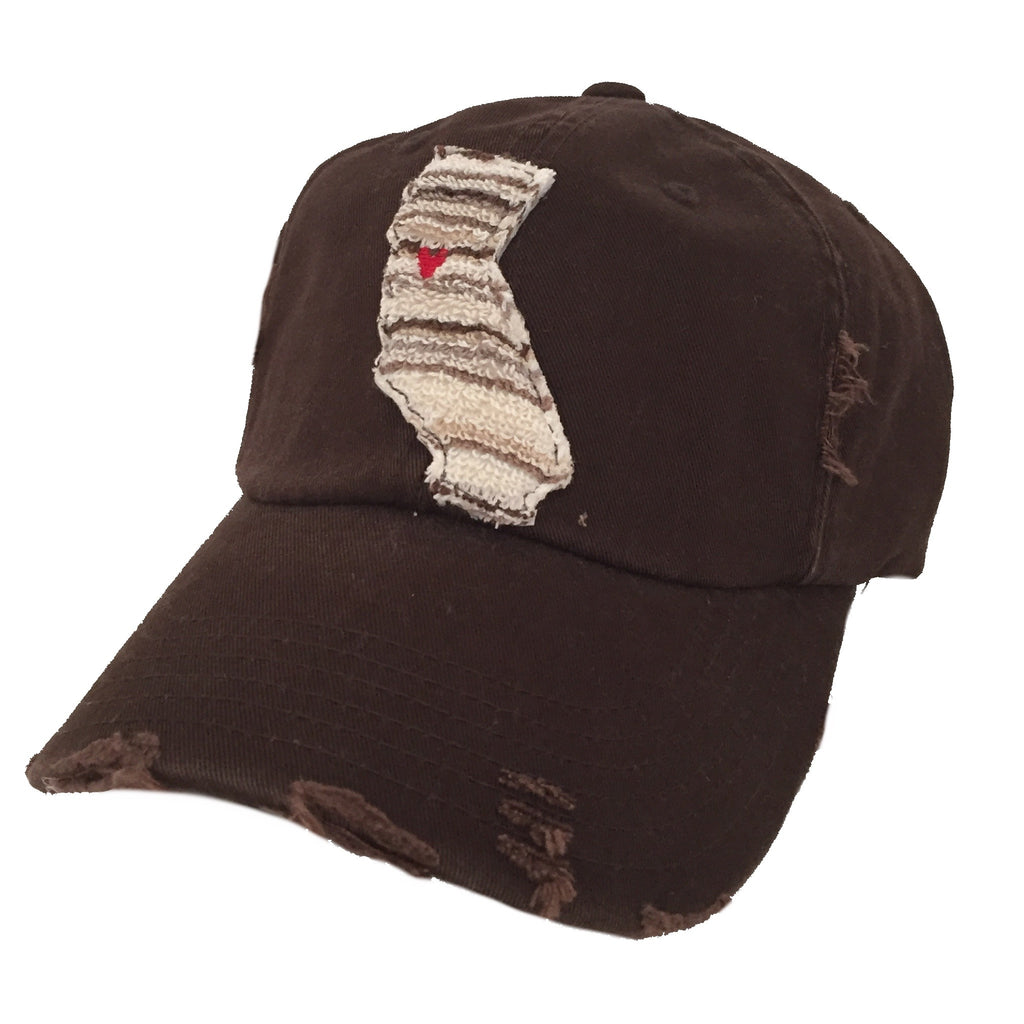 California Earth Stripe Hat More Colors