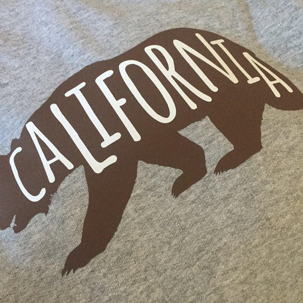 California Bear Sweatshirt - Available in 3 Colors