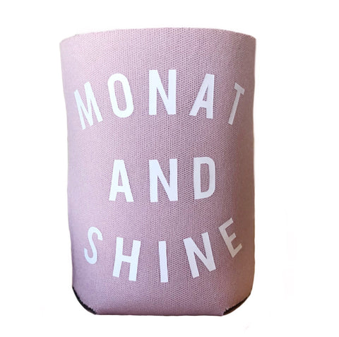 Monat and Shine Coolie Can & Bottle Sleeve - More Colors