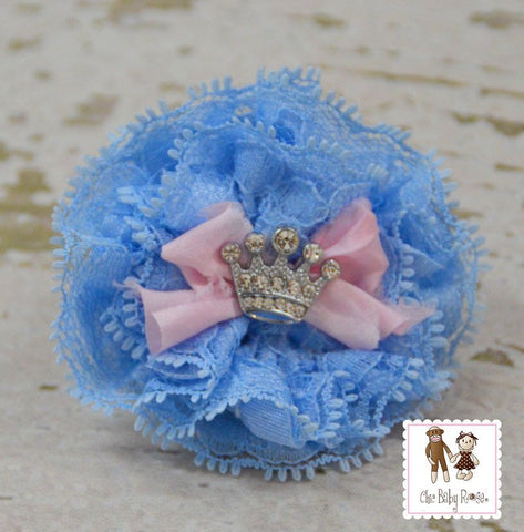 Royal Rosette Available in 22 Colors
