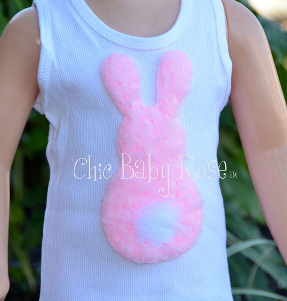 Fluffy Bunny Top Available in 4 Colors