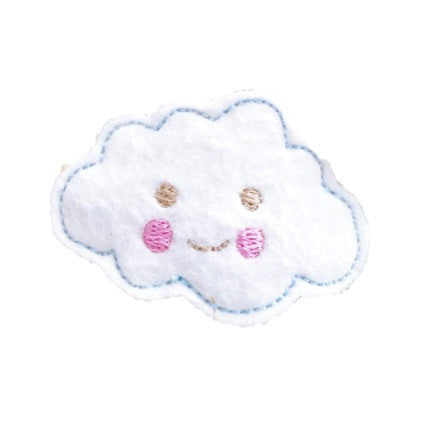 Cloud Hair Clip