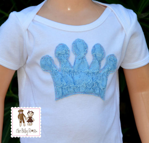 Lace Crown Top Available in 20 Colors