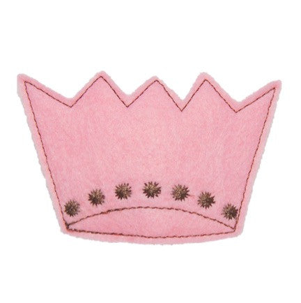 Crown Hair Clip