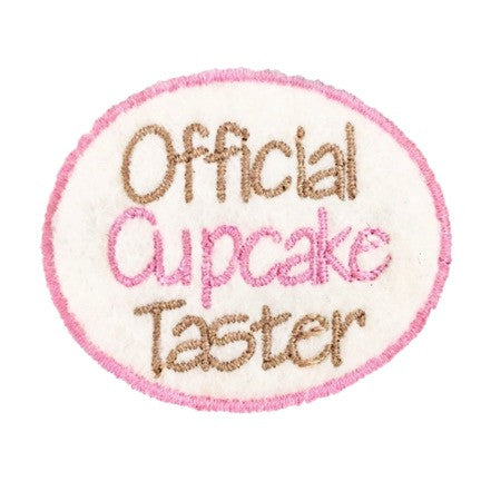 Official Cupcake Taster Clip