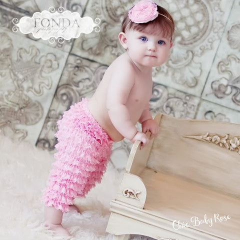 SALE Ruffle Baby Pants 50% OFF