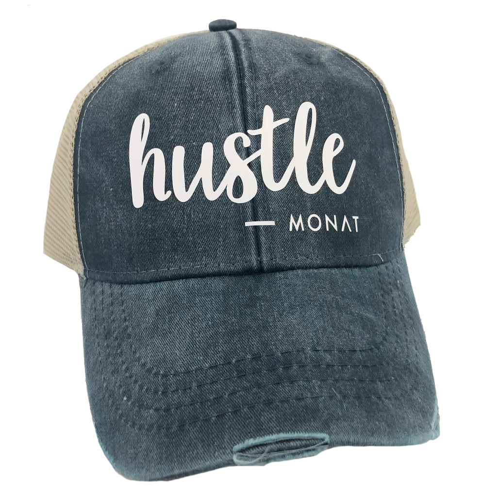 Monat Hair Hustle Hat More Colors
