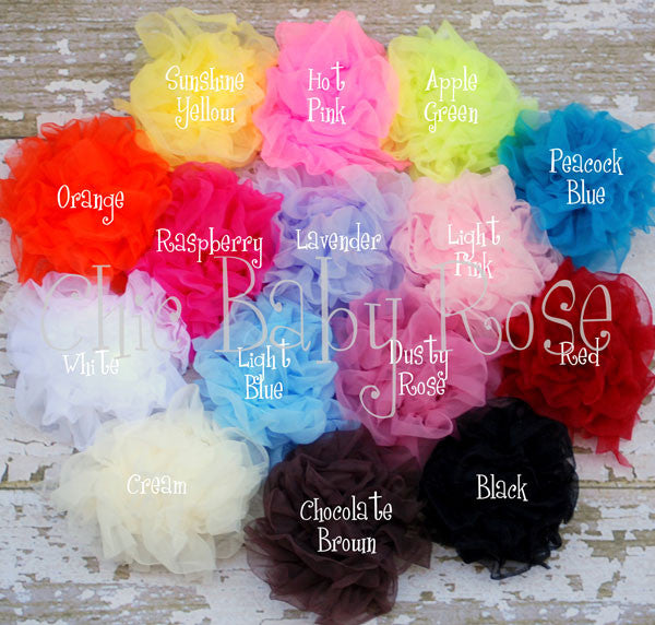 "9"" Pettiskirts in 11 Colors"
