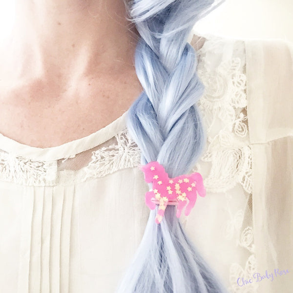 Unicorn Pony Tail Elastic