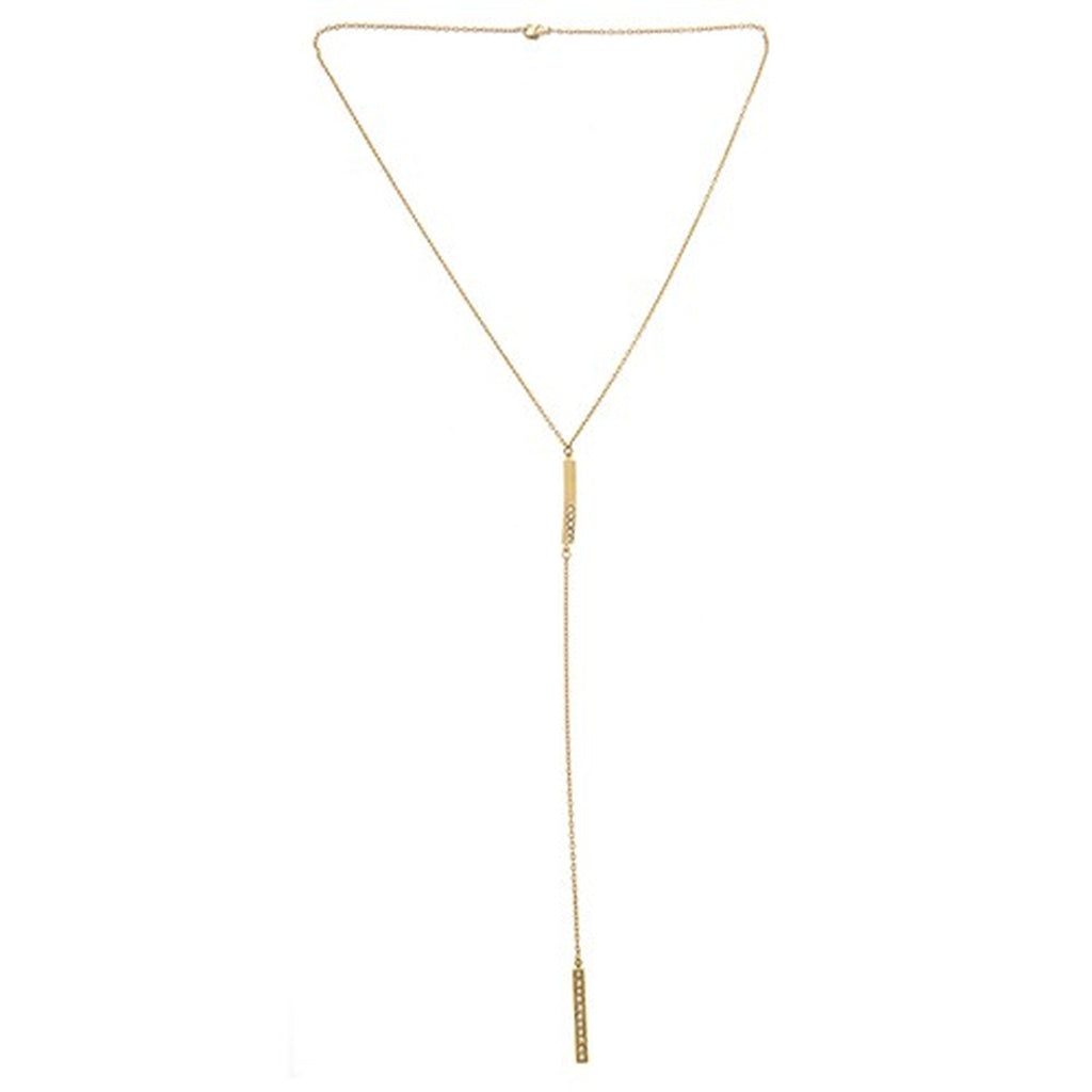 Ellie Pave Necklace
