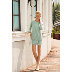 Mint Fraiche Oversized Dress
