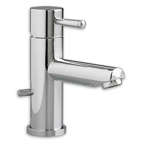 American Standard Serin 1-Handle Monoblock Bathroom Faucet in Chrome