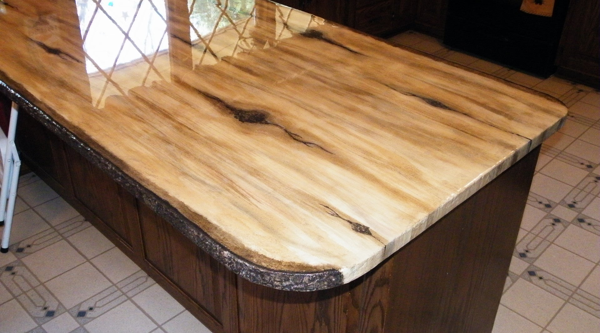 Custom Concrete Countertops!