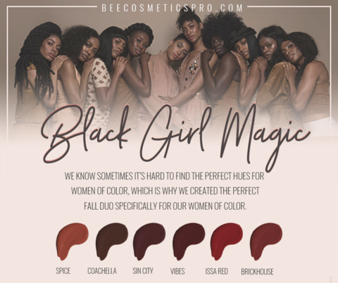 BLACK GIRL MAGIC COLLECTION