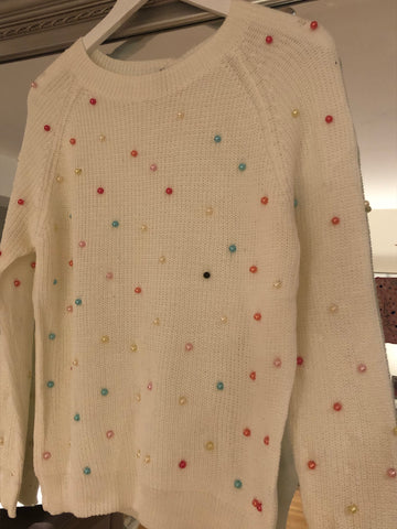 Beaded Jumper