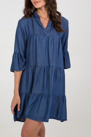 Savannah Smock dress