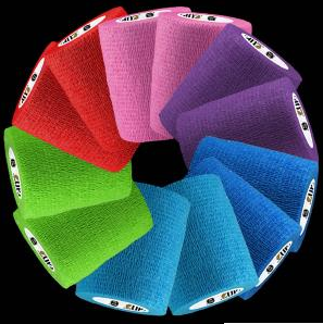 Rapz Eazy Tear<sup>®</sup> Bandage - Solid Colours