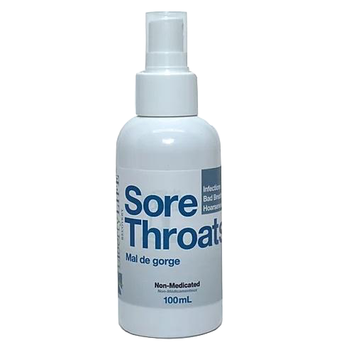 100ml Sore Throat