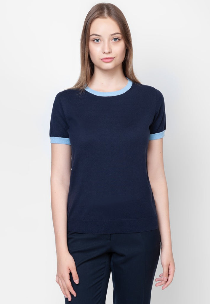 Navy Jumper - Jumpers