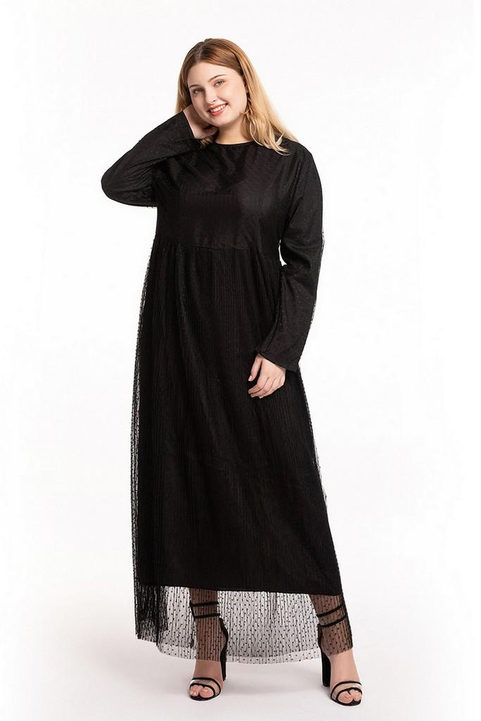 Longsleeved Dress - Dresses