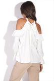Day White Blouse