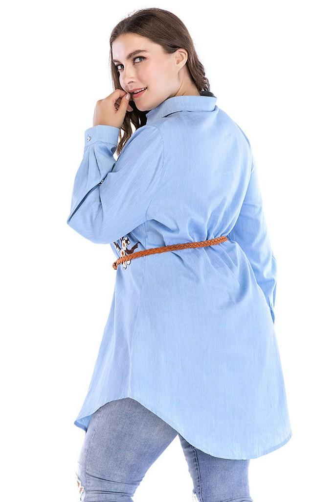 Light Blue Day Shirt - Shirts